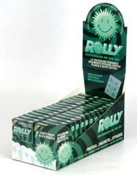 Rolly Brush: lo spazzolino grande come una monetina da 5 centesimi