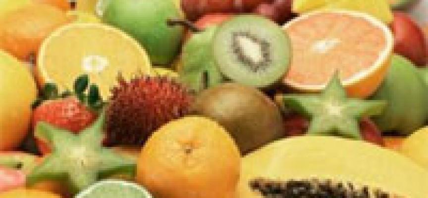 """La frutta esotica sale nella """"hit parade"""""""