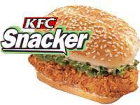 KFC Fish Snacker: arriva il panino quaresimale