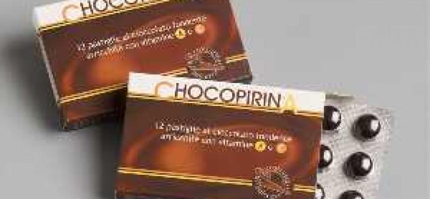 Chocopirin-A: il cioccolato con le vitamine