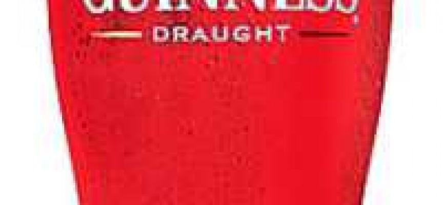 Guinness Rossa: il gruppo Diageo la testa nei pub inglesi