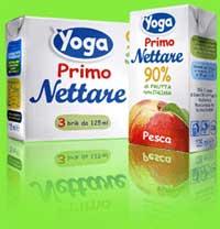 """Yoga Primo Nettare vince nella categoria """"Best New Children's Drink"""""""