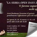 Golf: open days al Club La Serra di Valenza