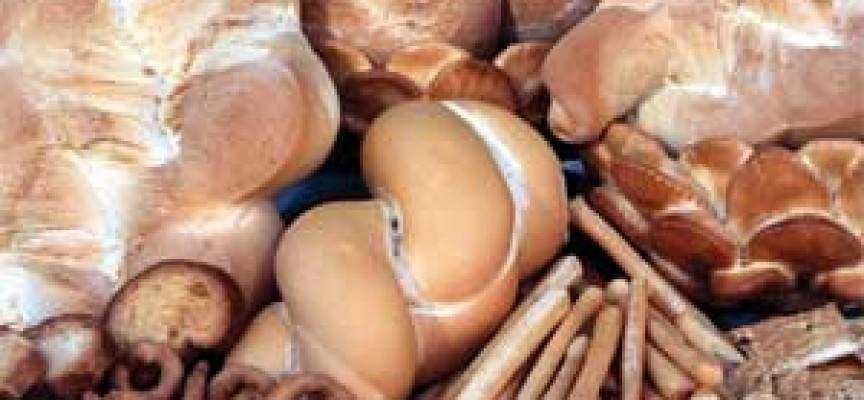 Pane: diminuisce il consumo in Italia
