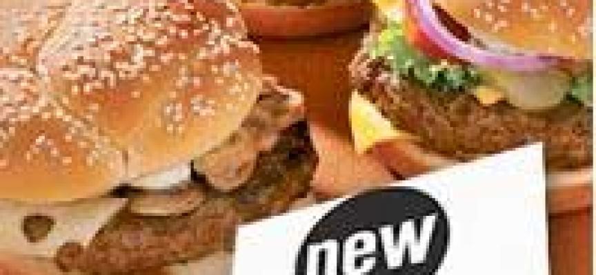McDonald's tests bigger burger
