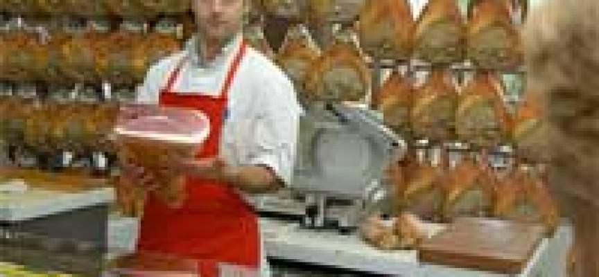 Il Prosciutto di Parma nel 2006 batte il record dell'export