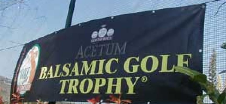 Acetum Balsamic Golf Trophy 2007 – 4° appuntamento