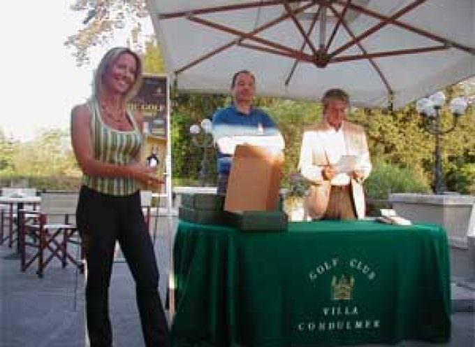 Acetum Balsamic Golf Trophy 2007 – 5° appuntamento
