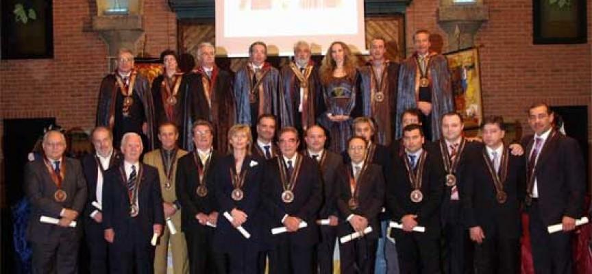Diciassette nuovi Cavalieri e Dame nella Corporazione degli Acquavitieri