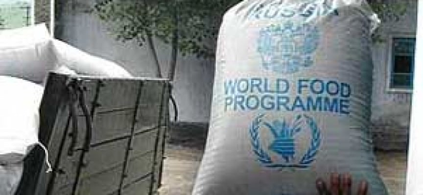 WFP welcomes US$2 million donation from Russia to Armenia