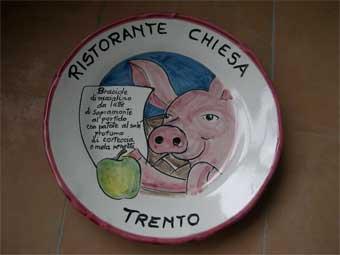 """Vineria, Fast Food, Ristorante: il Ristorante Chiesa di Trento """"si fa in tre"""""""