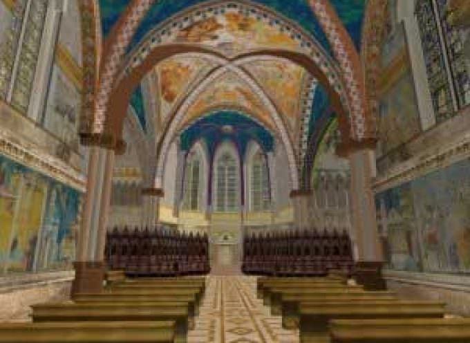 Assisi approda in Second Life