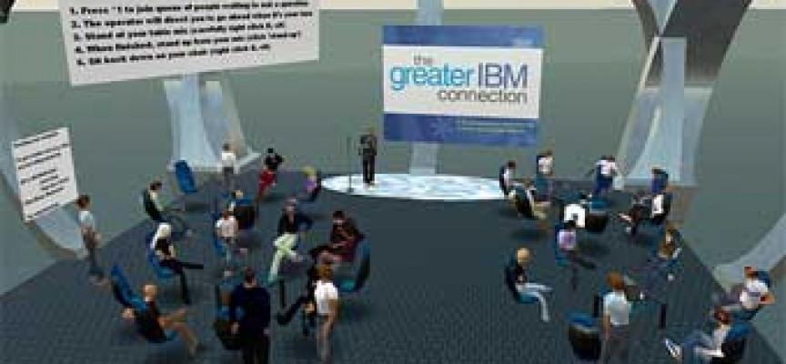 L'IBM sciopera su Second Life