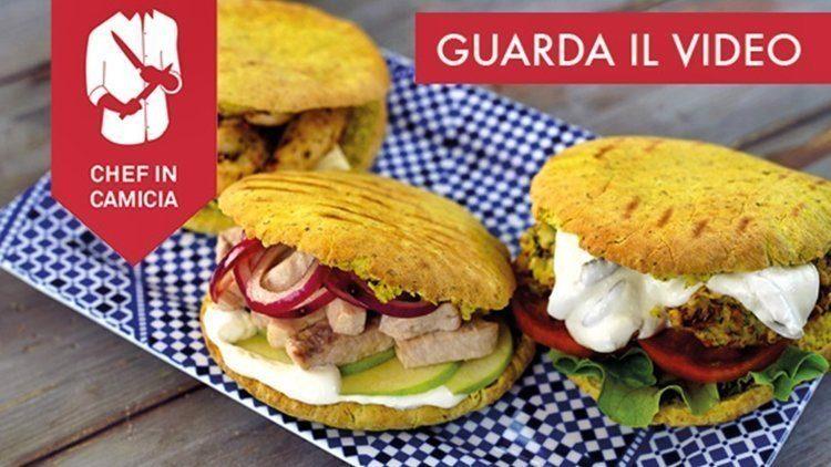 www.lidl.it, ricette on line con gli Chef in Camicia