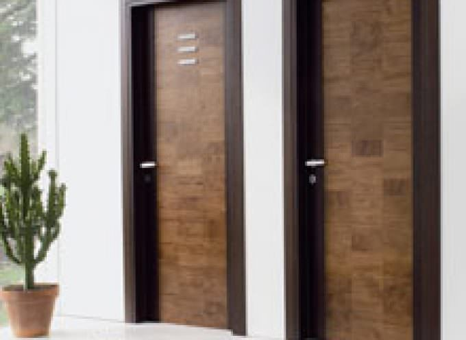 Porte interne Ghizzi & Benatti: non solo porte, ma opere d'arte