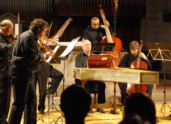 Viterbo: XXXVIII edizione del Festival Barocco nella splendida cornice della Chiesa di San Francesco