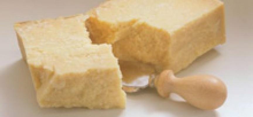 E' il Parmigiano Reggiano il prodotto alimentare più rubato nei supermercati