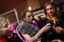 Bollicine di Perlage sul Red Carpet del Festival del Cinema di Roma
