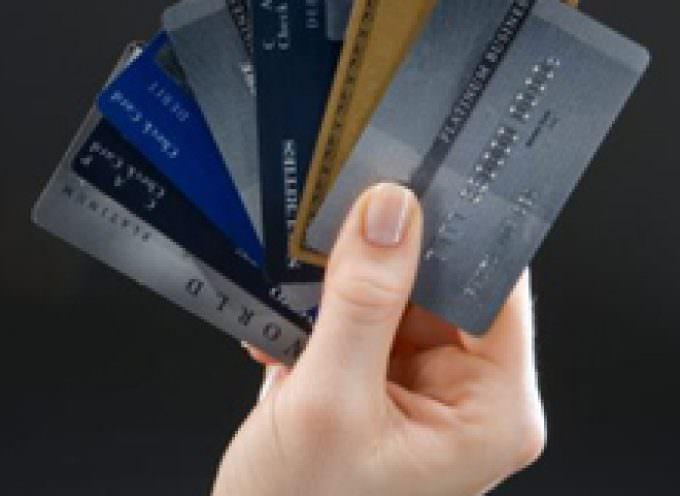 Carte di pagamento: al via campagna di informazione per ridurre le operazioni in contante e colmare il gap con l'Europa