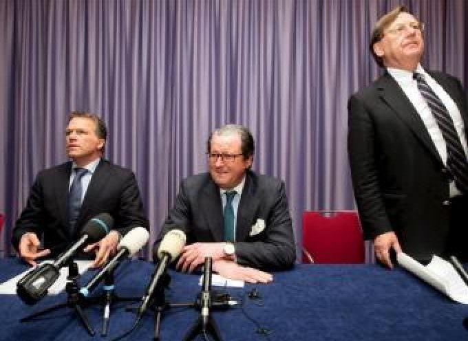 Holanda refuerza ING con 10.000 millones