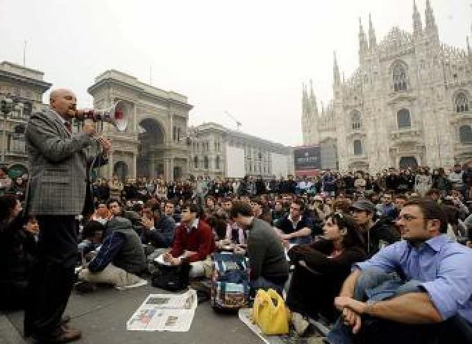 La protesta de los estudiantes eleva la tensión en Italia