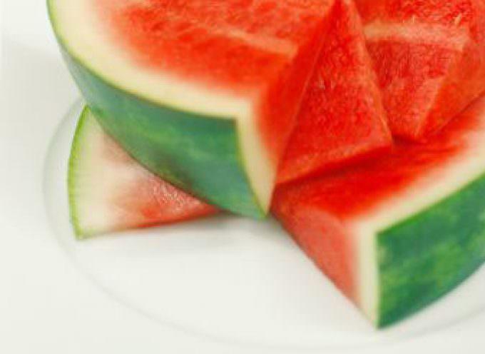 Frutta di stagione: il cocomero