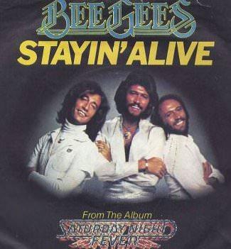 El ritmo de la canción 'Stayin Alive' puede ayudar a salvar vidas