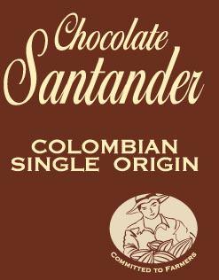 Chocolate Santader 100% colombiano
