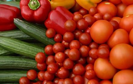 Las verduras, más que acompañantes