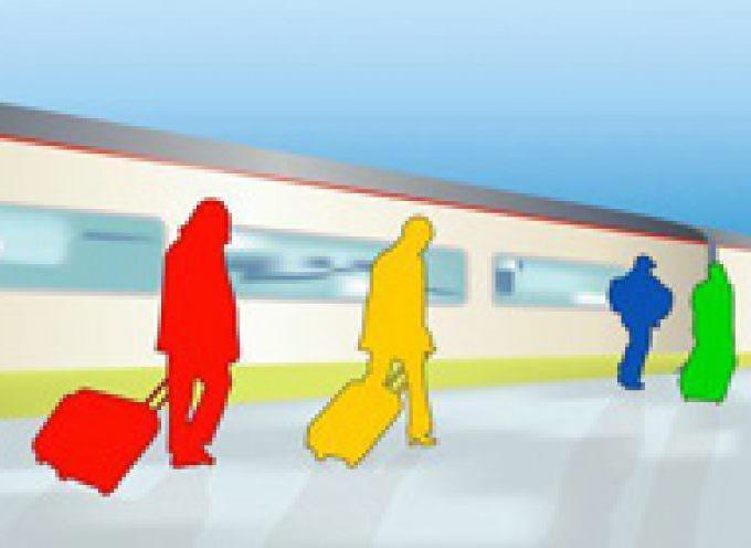 I viaggiatori bocciano il trasporto ferroviario. Più insoddisfatti i pendolari