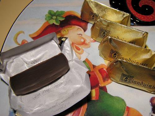 La storia del cioccolato in Piemonte