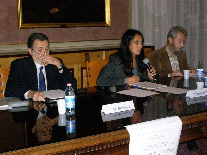 """Perugia: Umbrialibri 2008, Incontro promosso da Cosmopolis sul tema """"Dopo il totalitarismo"""""""