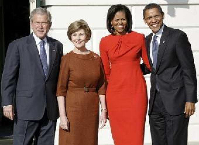 Bush y Obama aceleran la transición