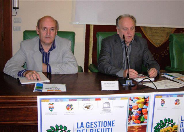 Viterbo: Gestione dei rifiuti, In un nuovo approccio culturale sta la chiave per la riuscita del progetto