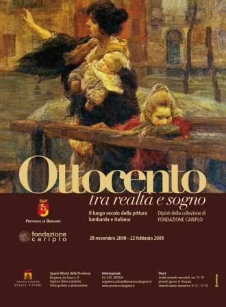 Bergamo: OTTOCENTO tra realtà e sogno