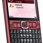Cellulari: il nuovo Nokia E63 amplia la gamma di telefoni per lamessaggistica con tastiera QWERTY
