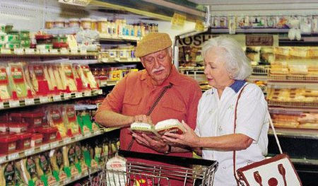Cibo: l'etichetta decide quanto cibo mangiamo