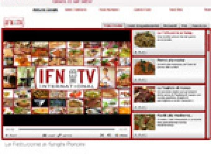 Italian Food Net: la tradizione culinaria italiana va in rete
