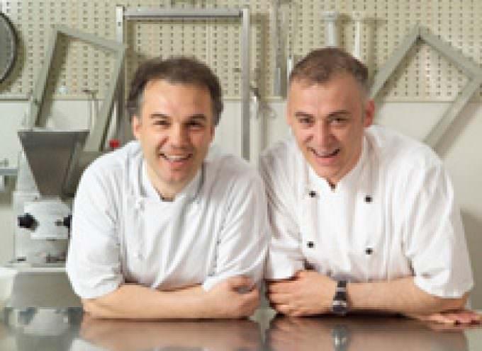 """La Cioccolateria """"L'Artigiano"""" di Forlì unisce il cioccolato al latte all'olio extra vergine Brisighello"""