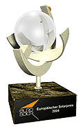 Il progetto di solarizzazione dell'Aula Paolo VI in Vaticano vince il Premio Solare Italiano 2007/2008