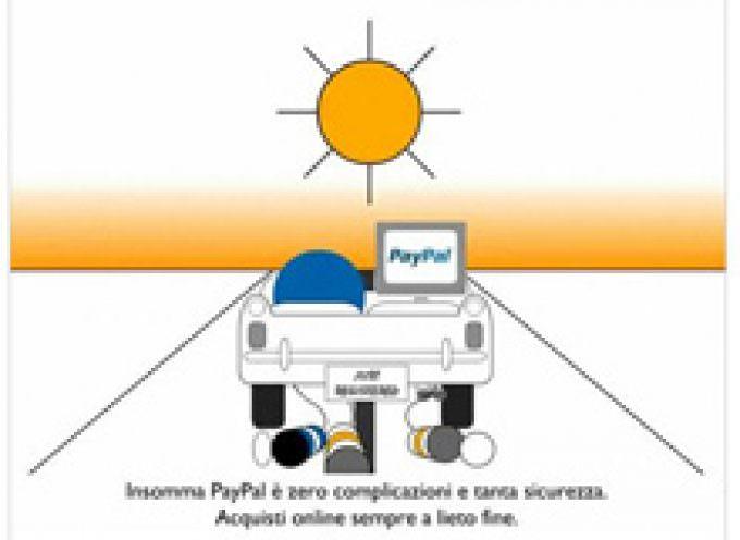Alla scoperta dello shopping on line più sicuro con PayPal
