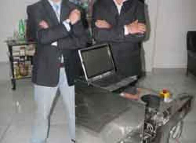 Il primo macchinario per la produzione automatica delle mozzarelle a nodini parla pugliese