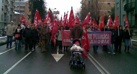 """Al via lo sciopero della Cgil """"contro le scelte del governo"""""""