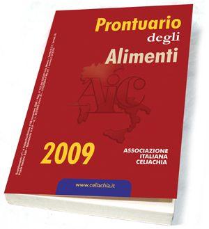 Prontuario degli Alimenti 2009