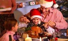 Pranzo di Natale. La strategia del compromesso