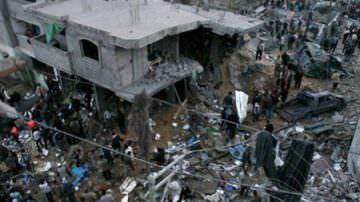 """Gaza, Cgil: """"Cessare il fuoco e riprendere il negoziato"""""""