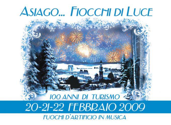 Asiago (VI): «Asiago… Fiocchi di Luce», la grande manifestazione di fuochi d'artificio in musica