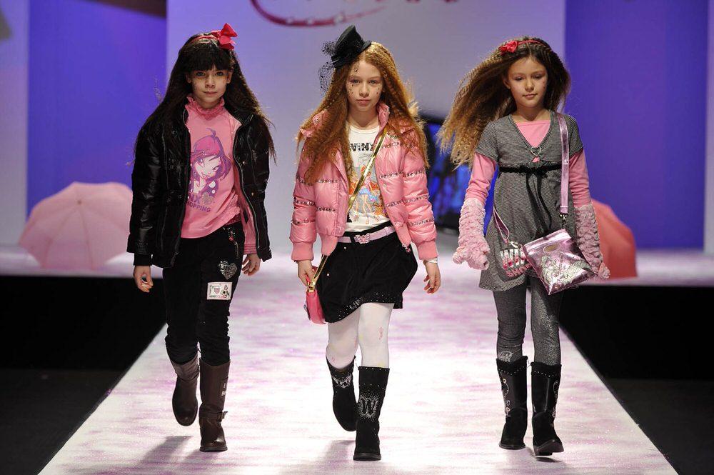 Firenze: la moda Winx Club by Rainbow