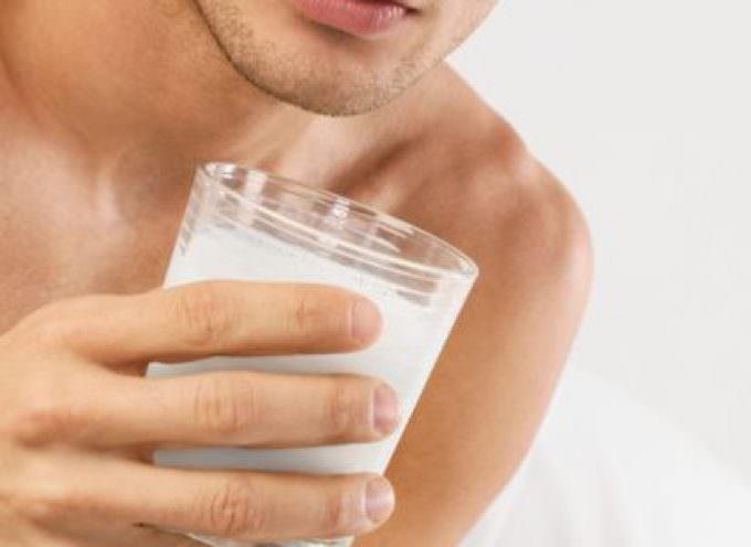 Un bicchiere di latte per un cervello più attivo