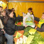 Consumi, Coldiretti: nel 2008 boom per gli acquisti diretti dagli agricoltori